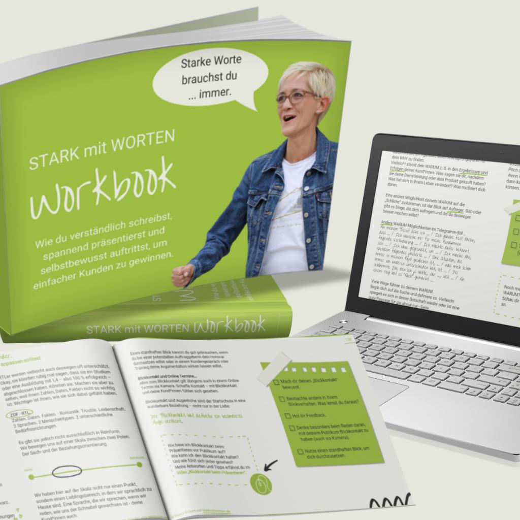 Workbook Textgestaltung